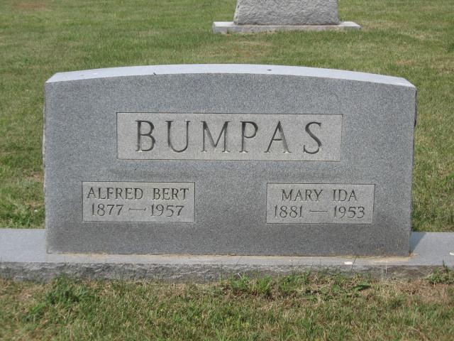 Bert Bump