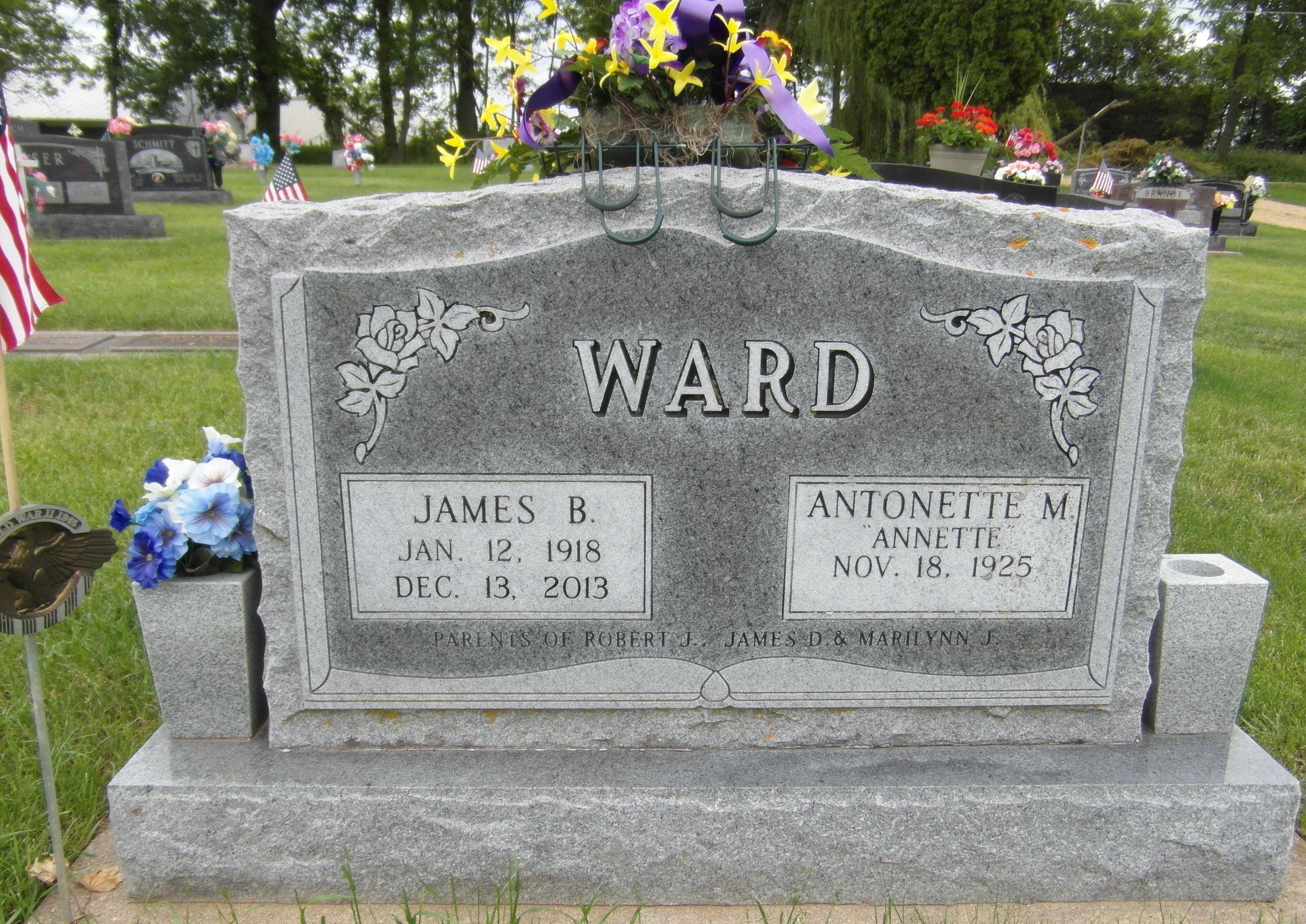 James Beverly Ward