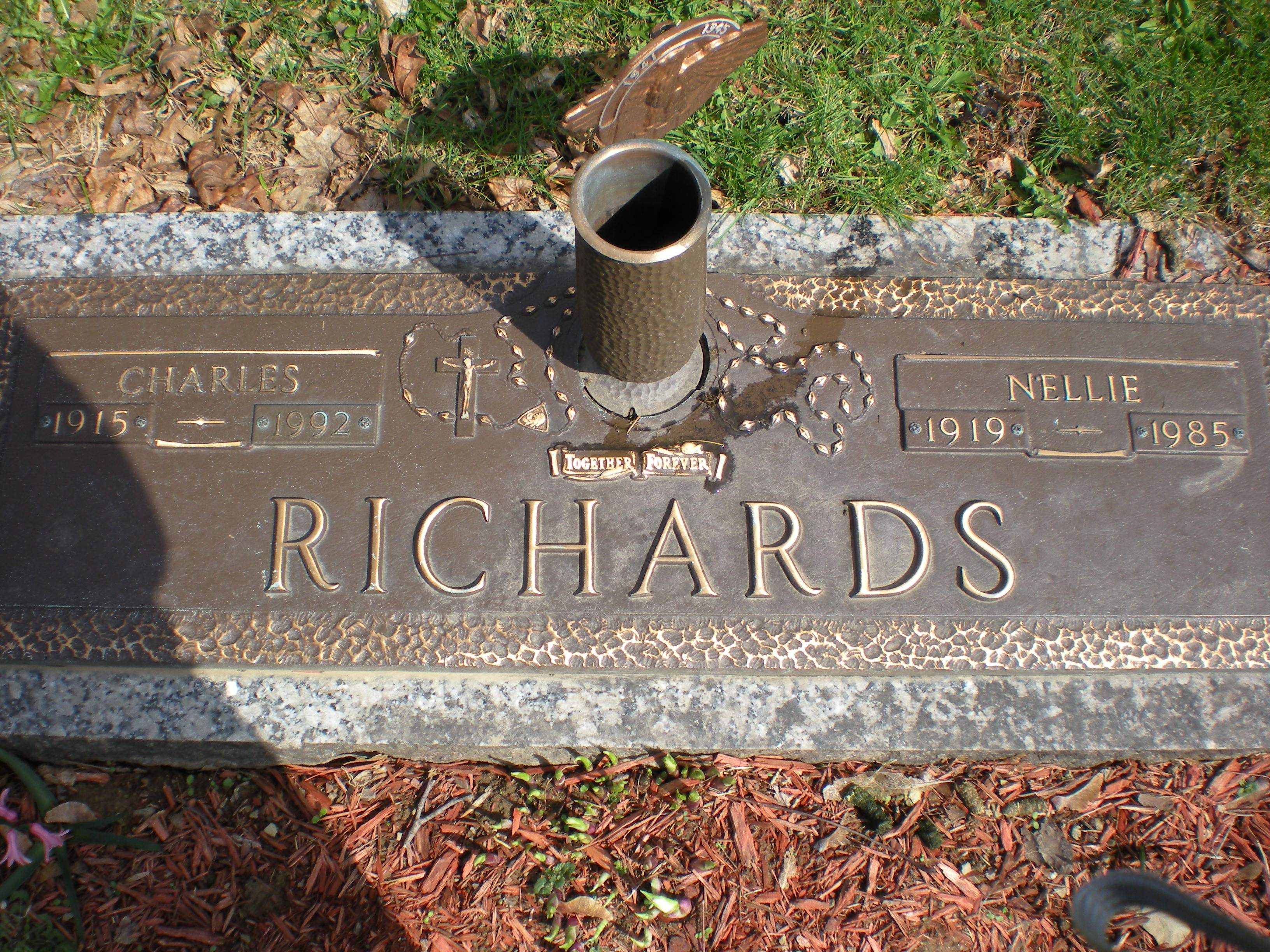 Charles E Richards