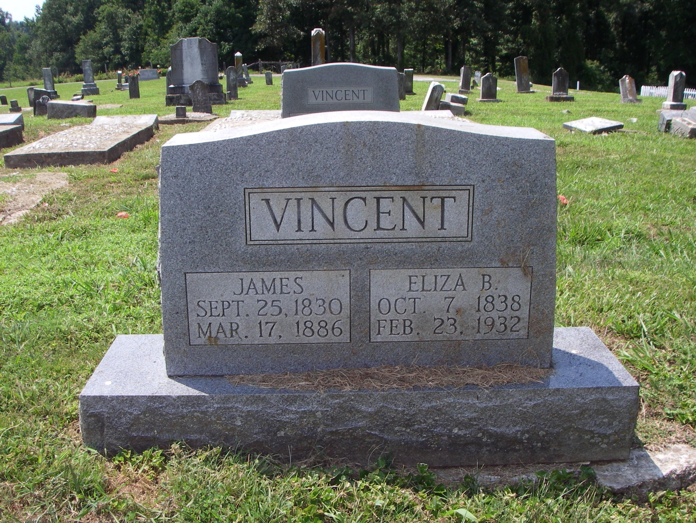 James H Vincent