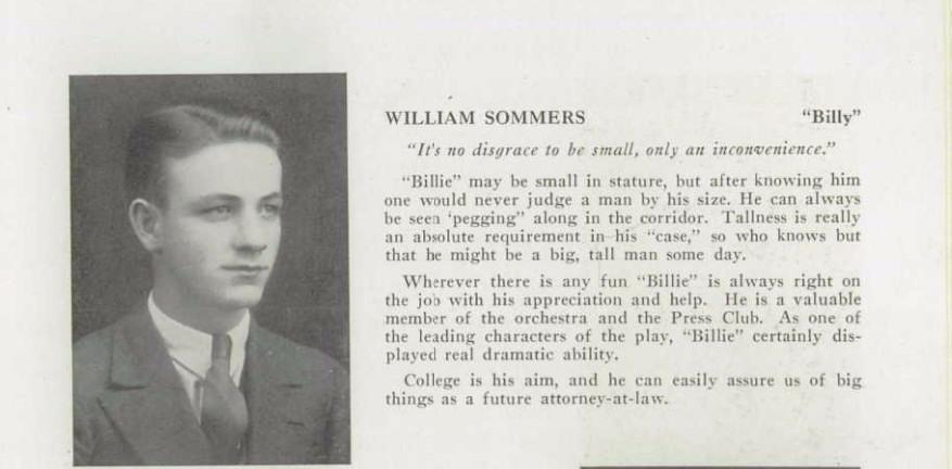 William C Sommers