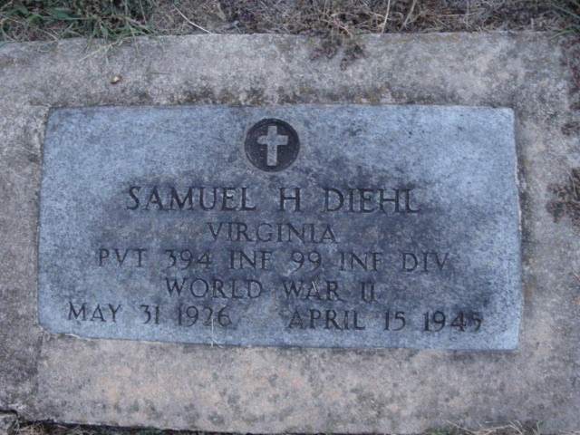 Harvey Diehl