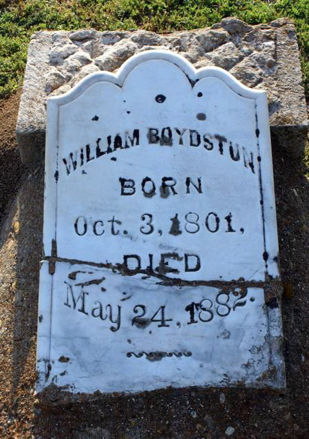 William Cavenaugh Boydstun