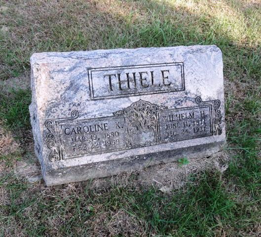 Oscar H Thiele