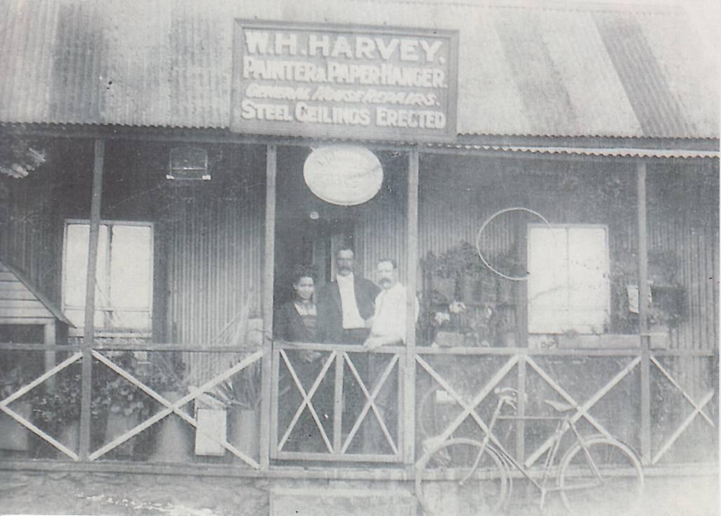 Henry Harvey