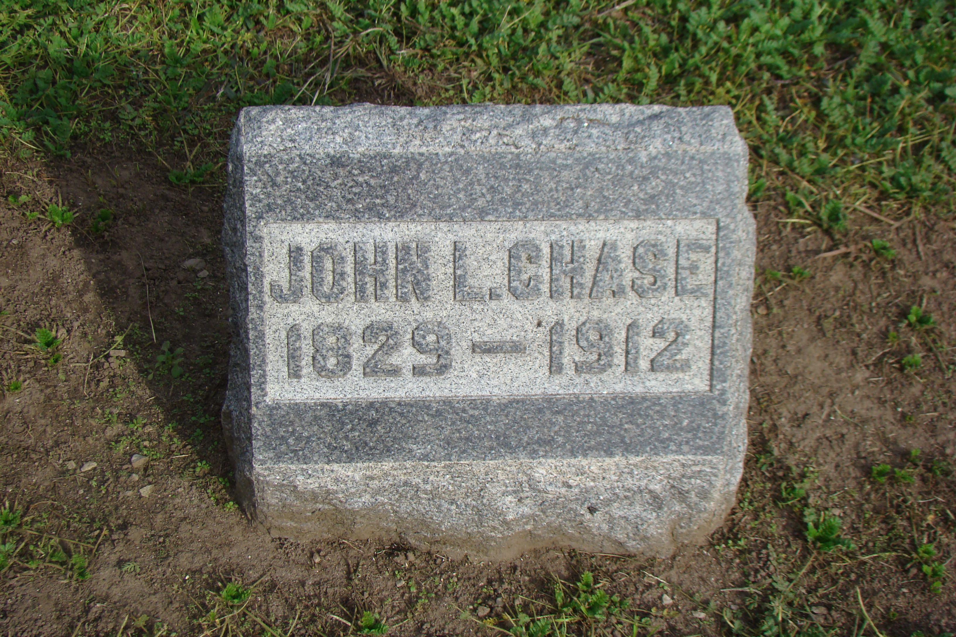 John L Chase