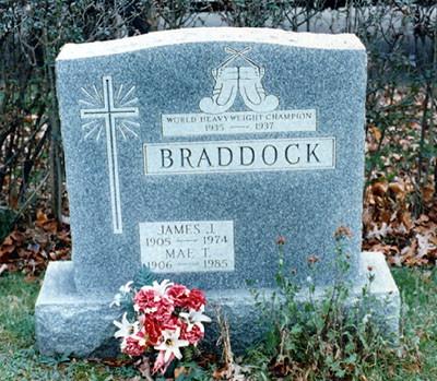 James J Braddock