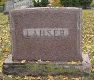 Charles Augustus Lahser