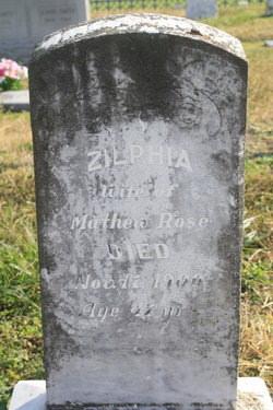 Zilpha Bass