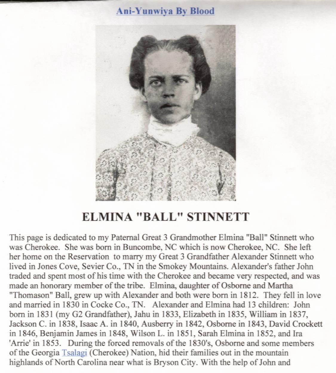 Elmina Ball