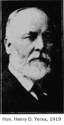 Allen Woodford Yerxa