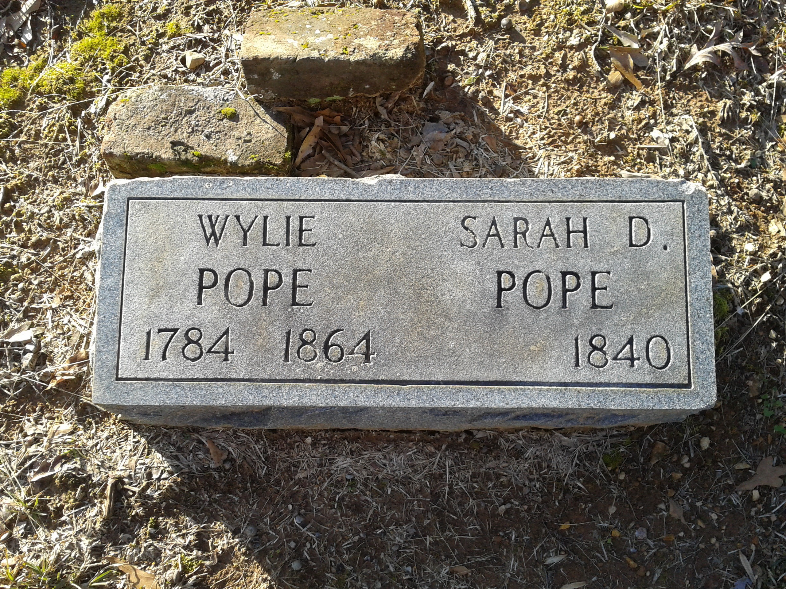 Silas Pope