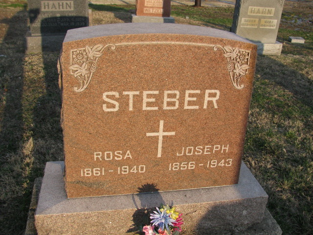 Harry Joseph Steber
