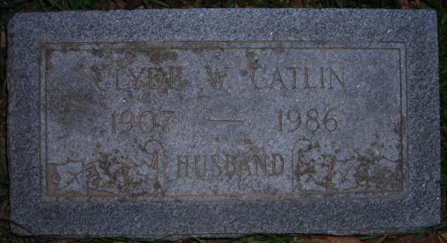 Clyde Catlin