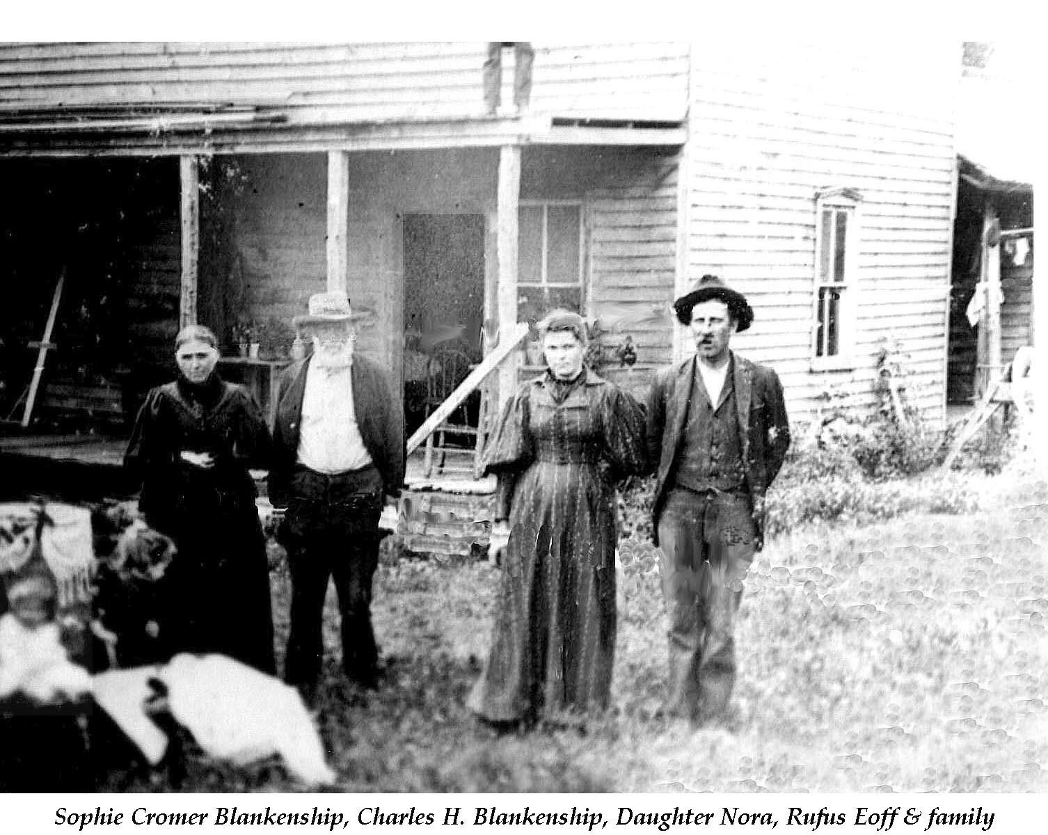 Harriet Blankenship