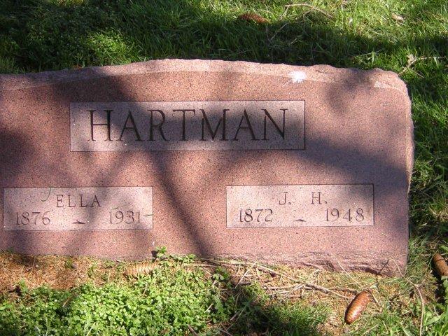 James Howard Hartman