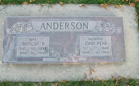 Pehr Anderson