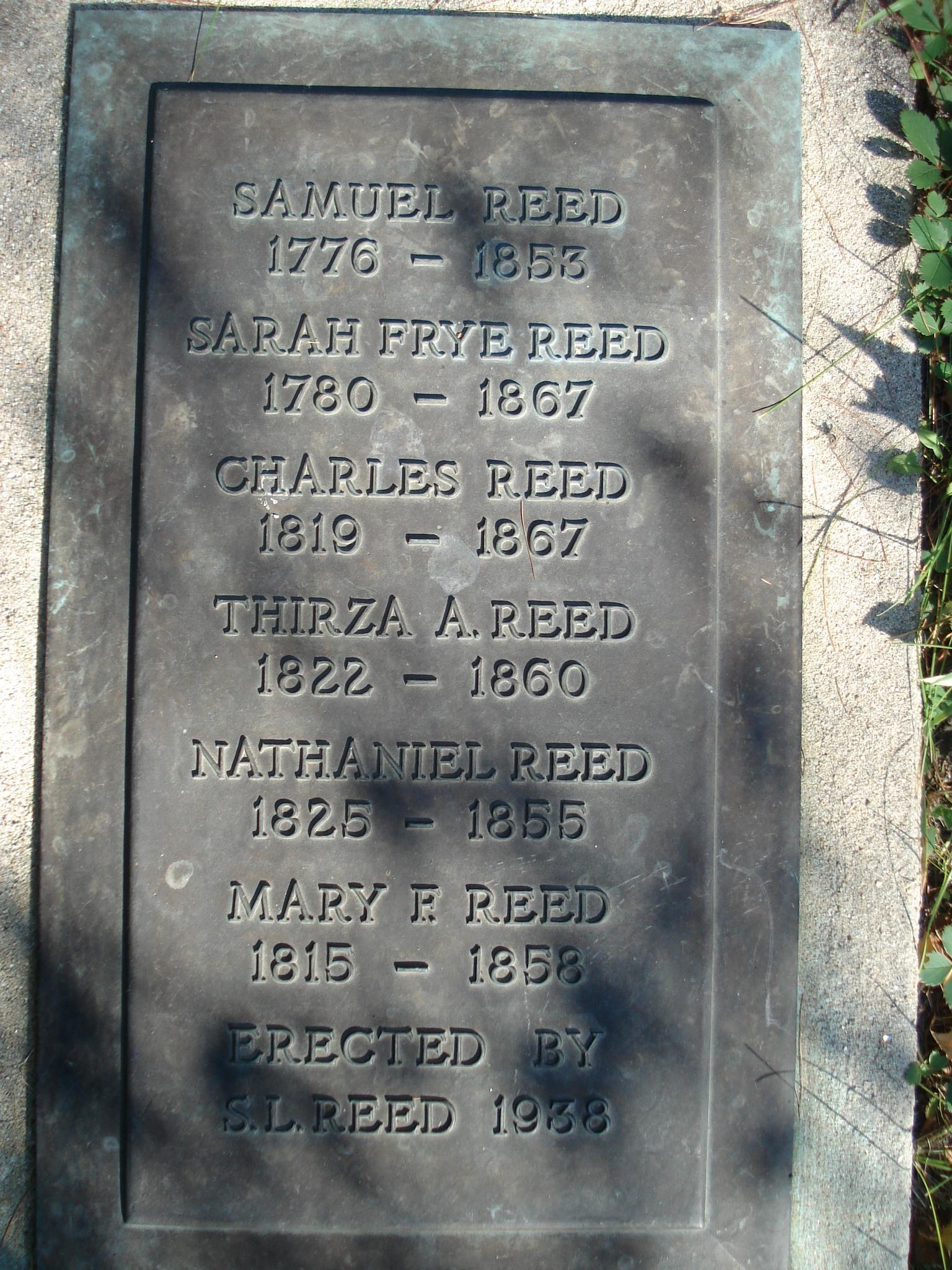 Samuel Reed