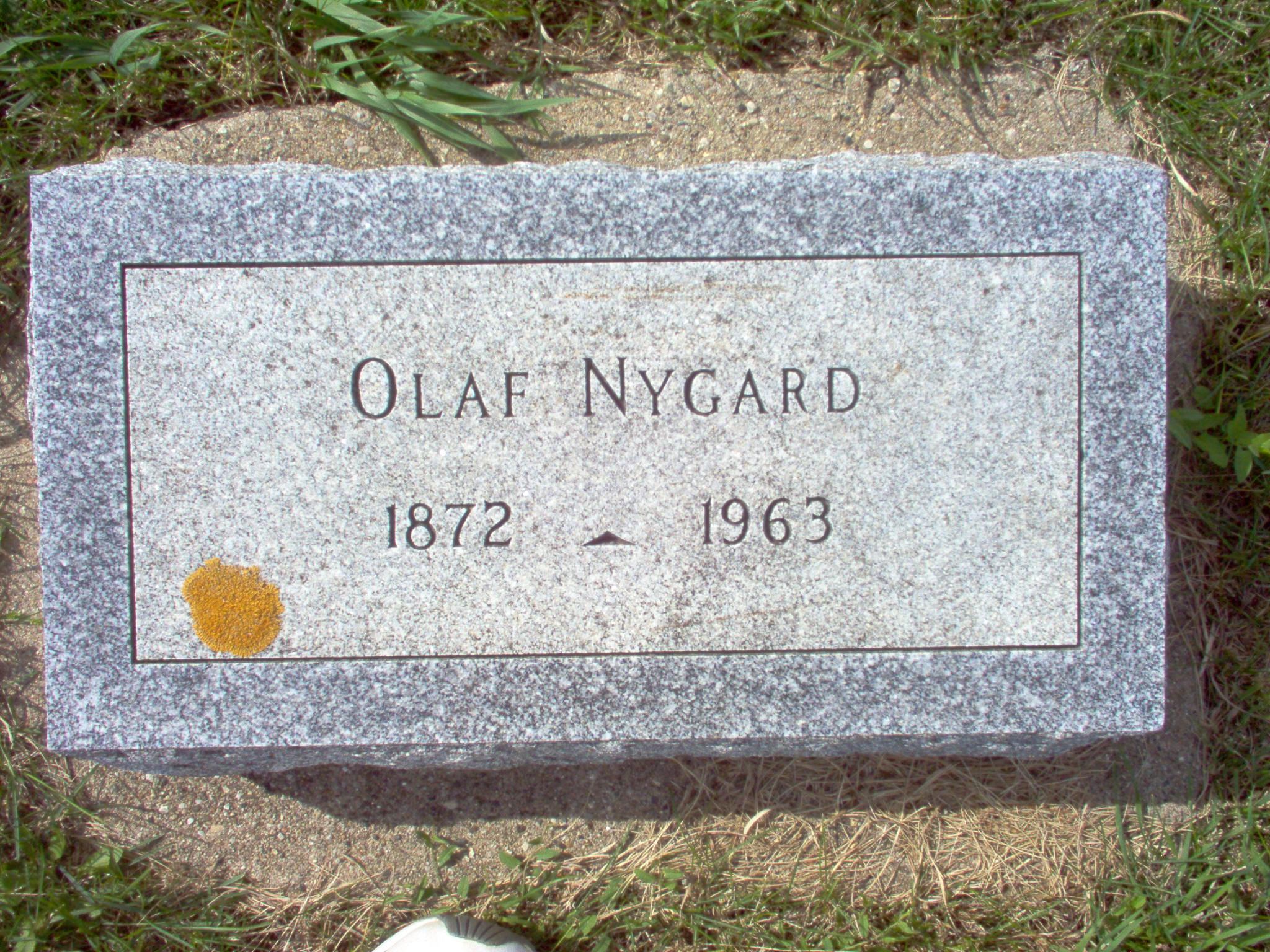 Olaf Negaard