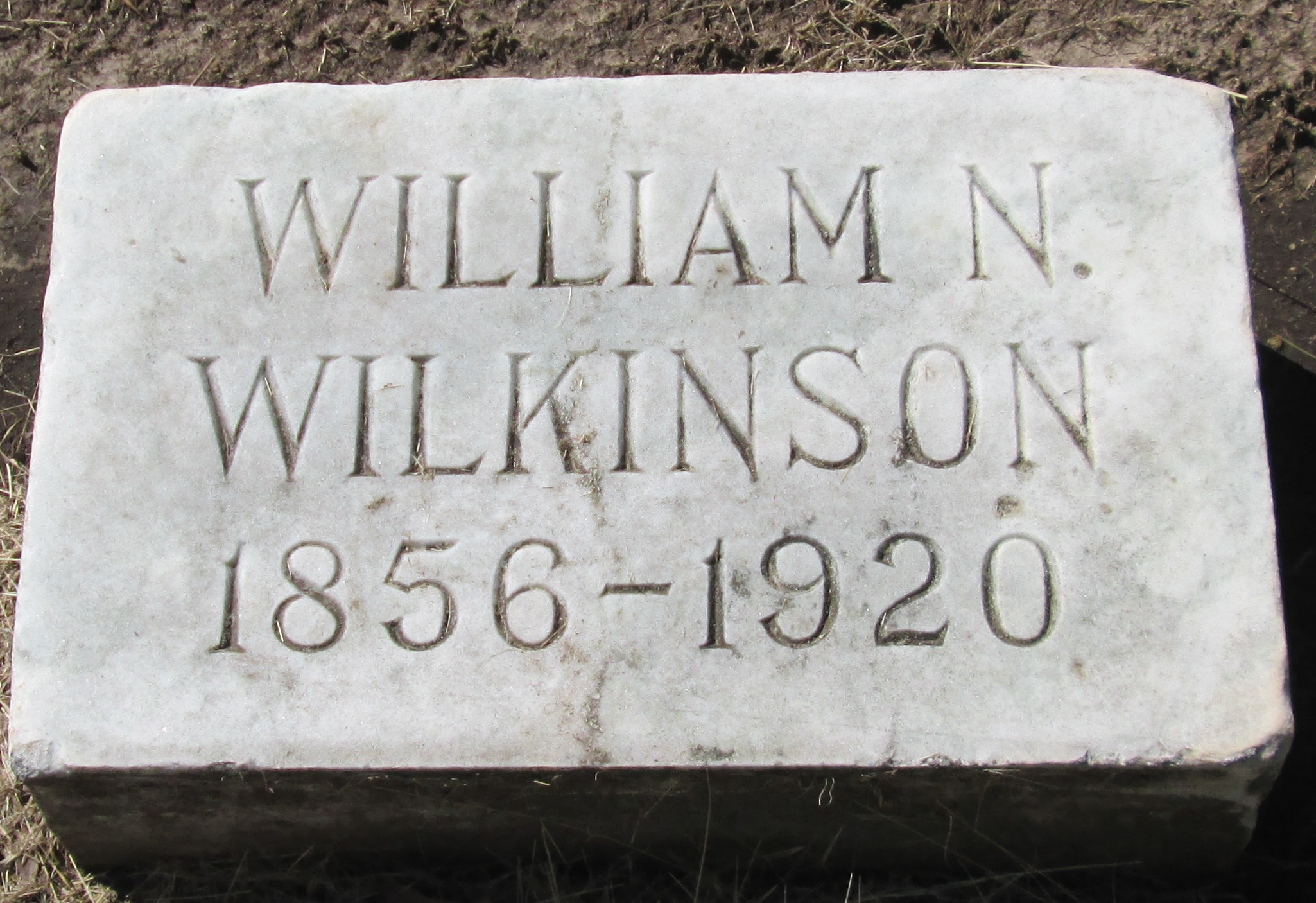 William Neal Wilkinson