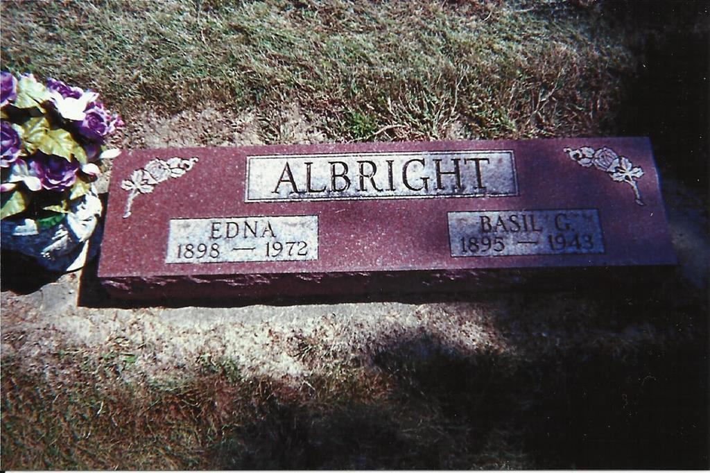 George F Albright