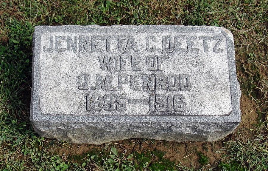 Elmer J Deetz