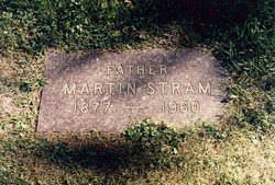 Martin Stram