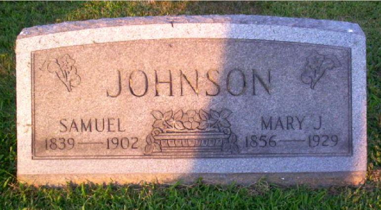 George Samuel Johnson
