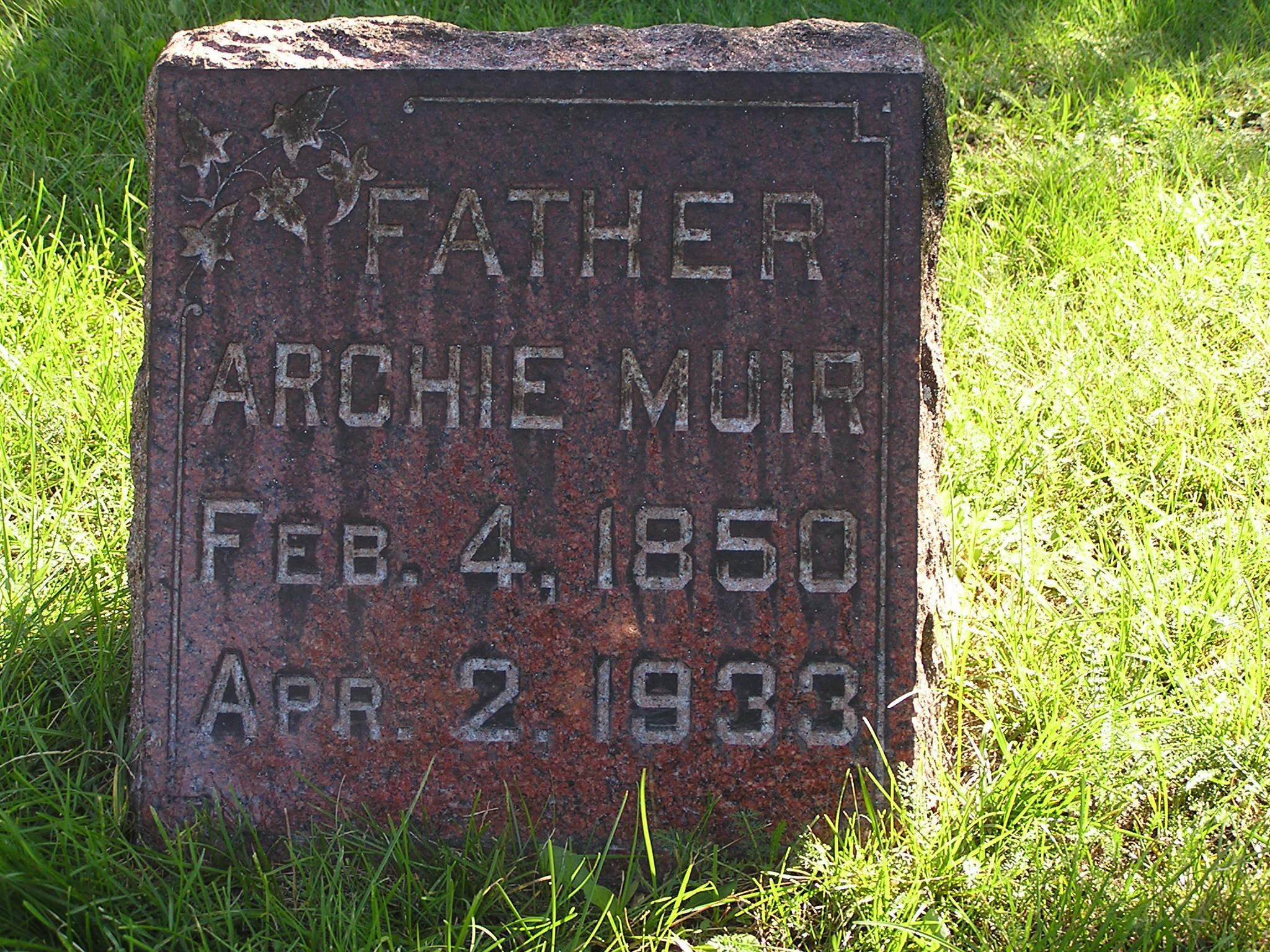 Archibald Muir