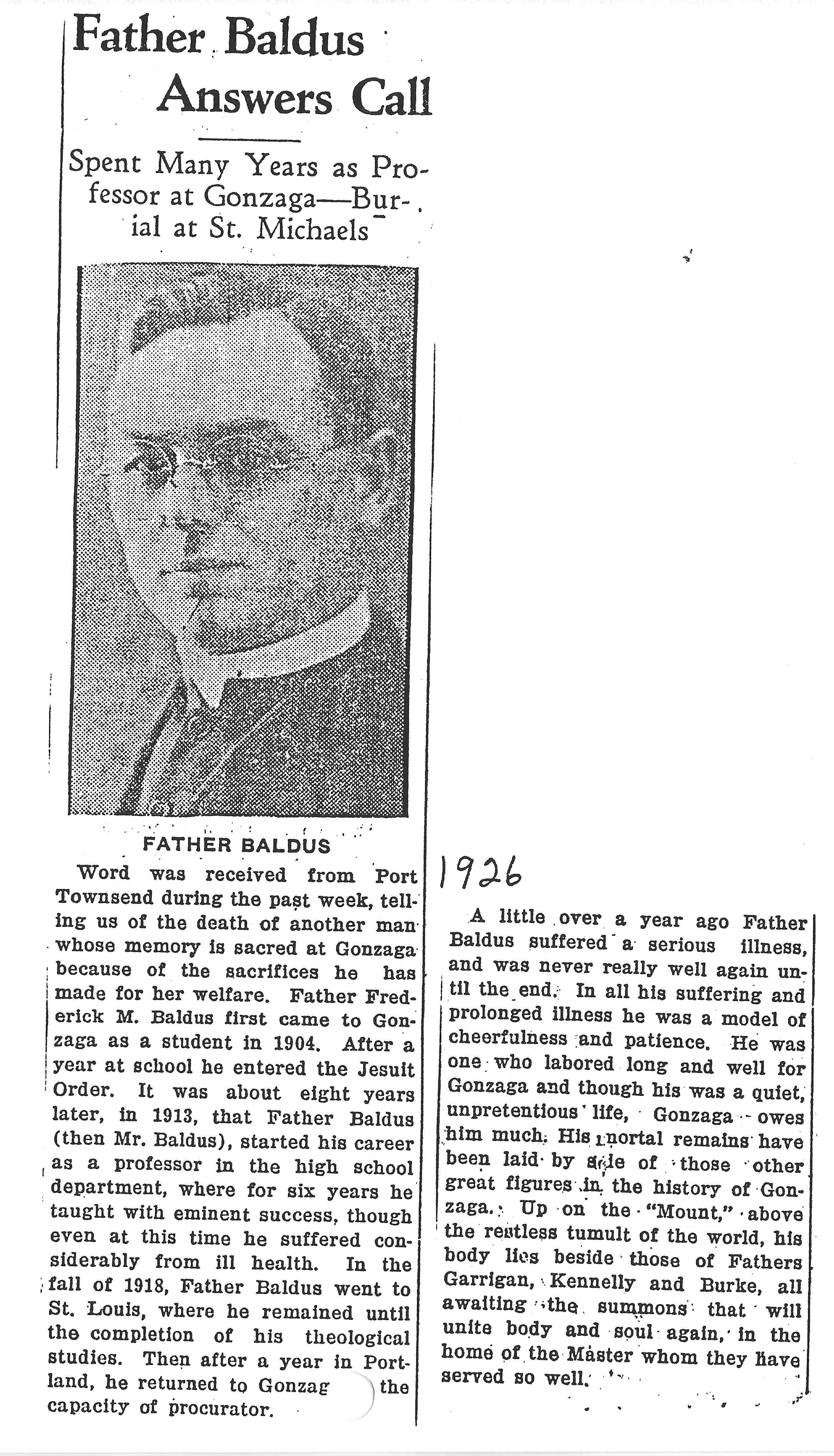 Fred Baldus
