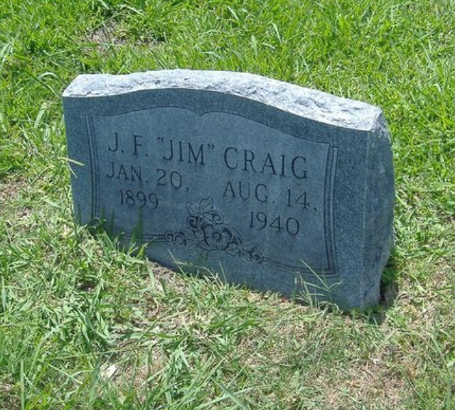 James Franklin Craig
