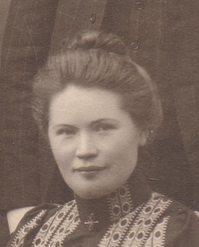 Evelina Anna Karlsdotter