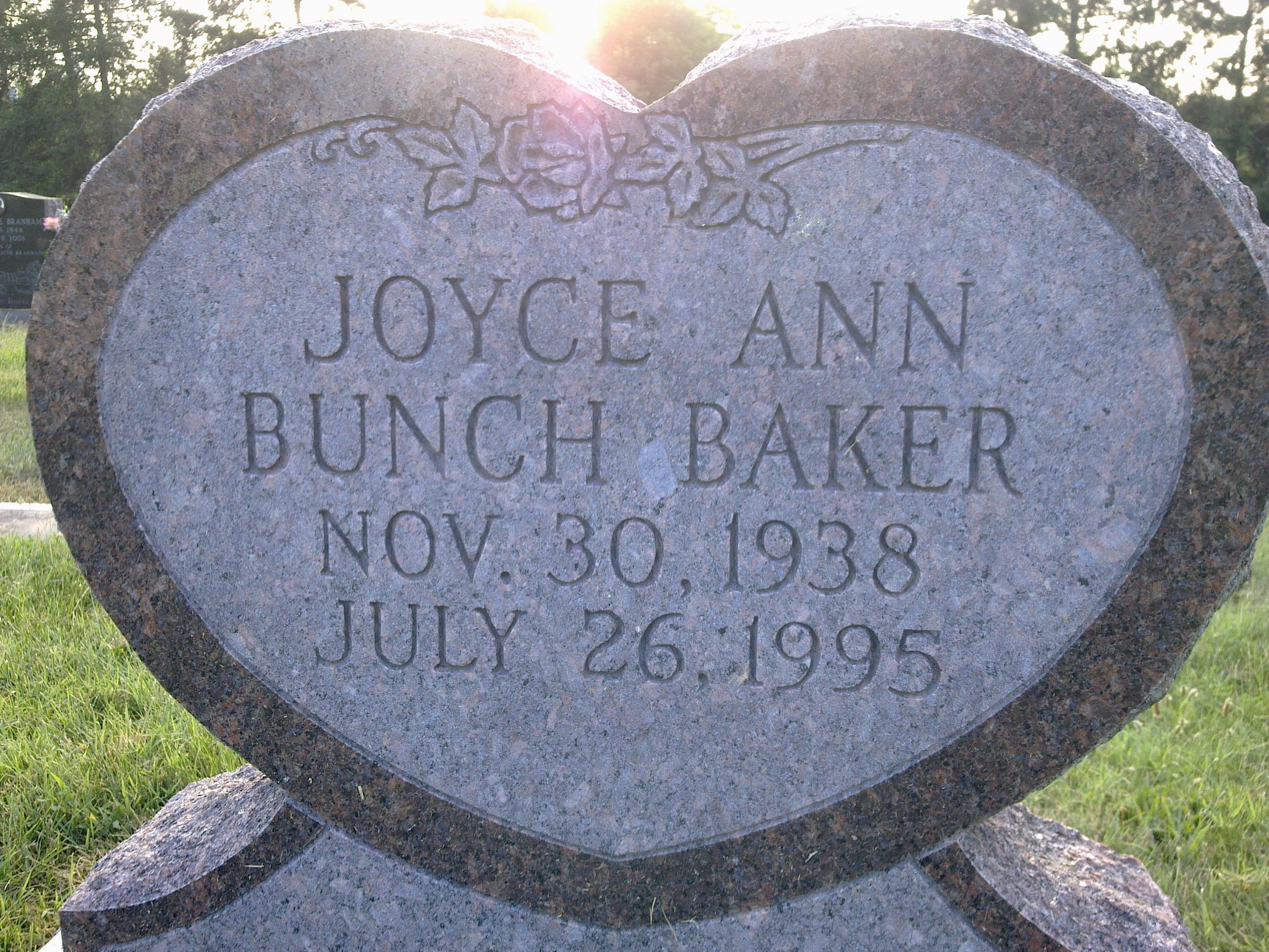 Joyce Bunch