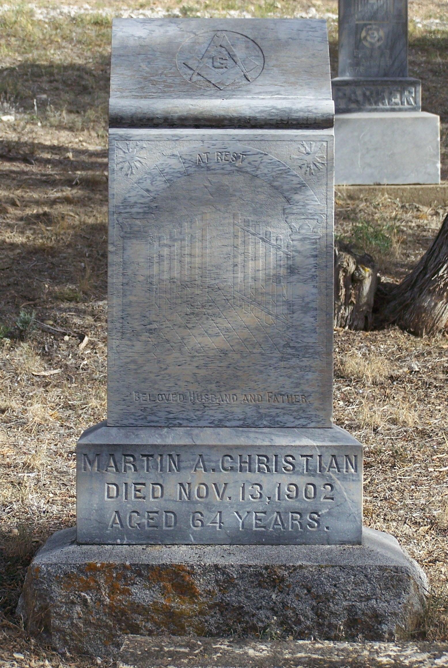 Angeline Christian