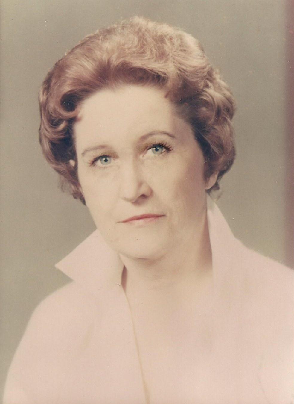 Mattie Belle Smith