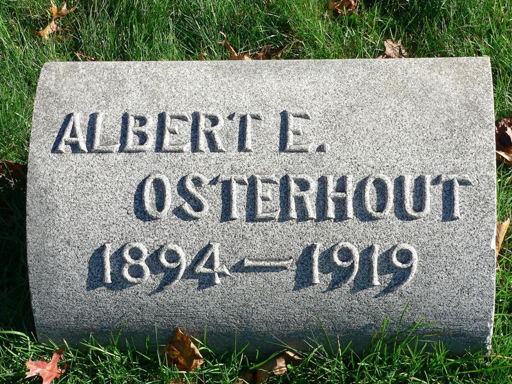 Bruce Albert Osterhout