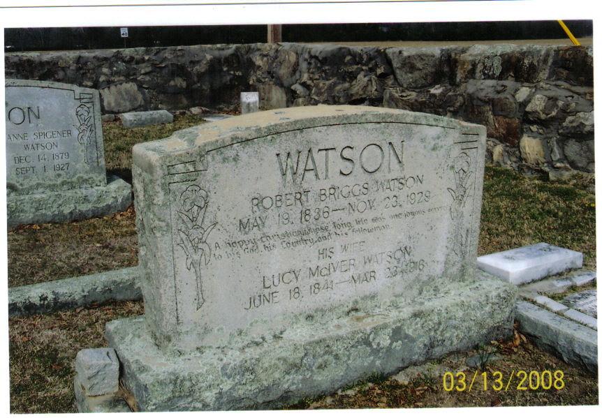 Robert Briggs Watson