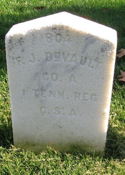 John T Devault