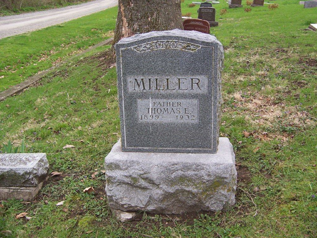 Thomas Elton Miller