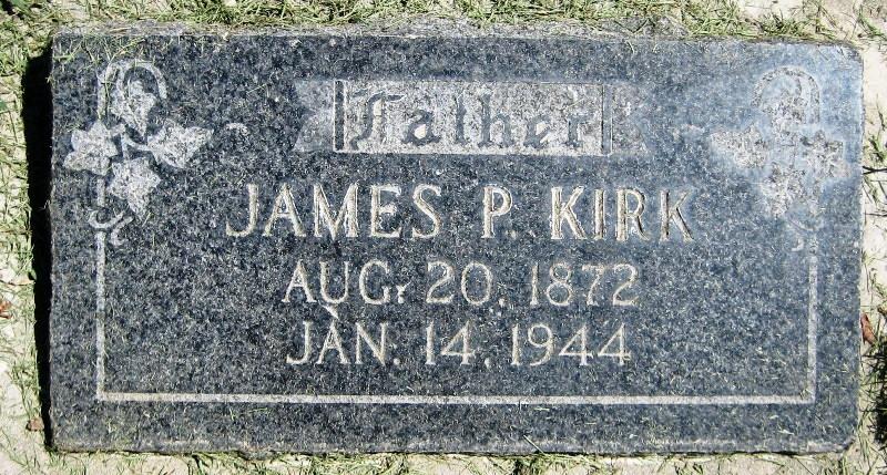 James Taylor Kirk