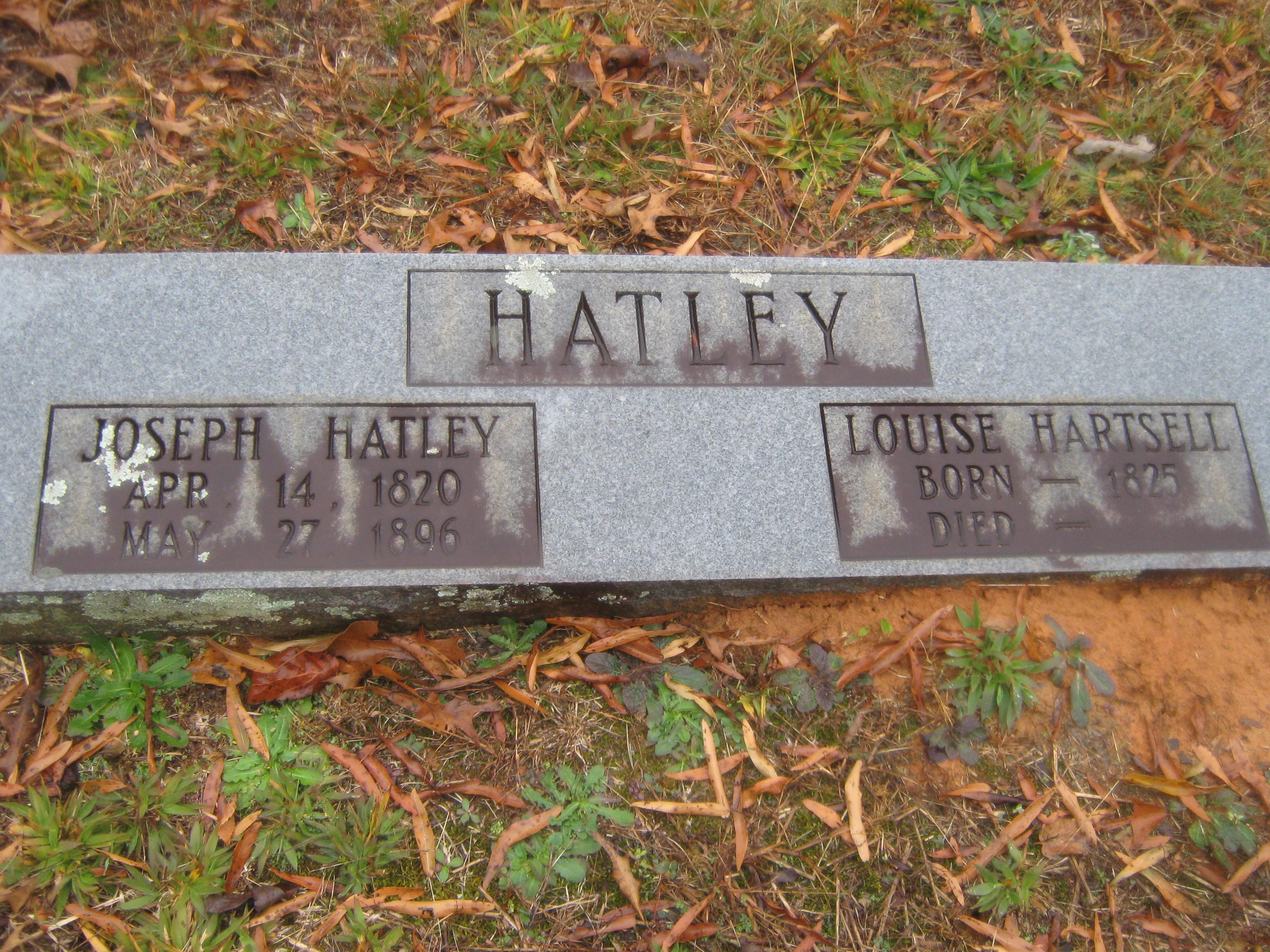 Joseph Hatley