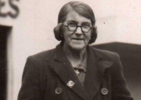 Maud Bunting