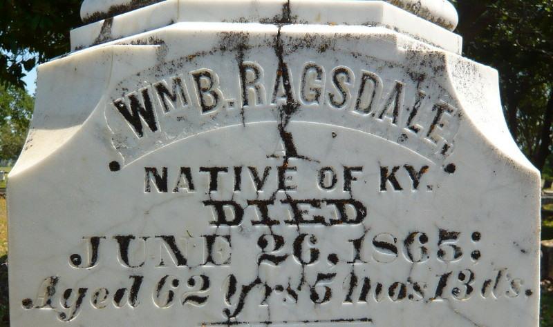 Burrell Ragsdale