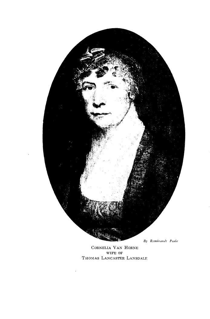 Cornelia Van Horne