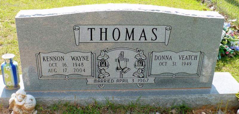 Wayne Holland Thomas