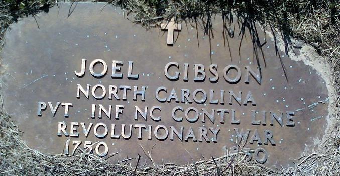 Joel Gibson