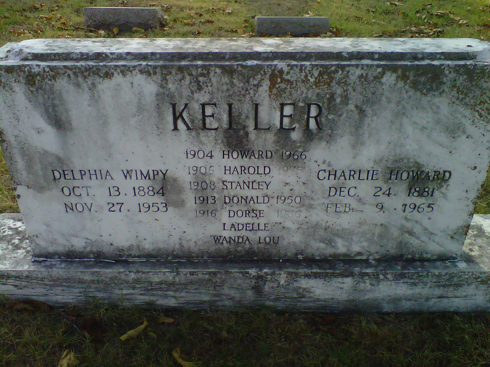 Charles Harrison Keller