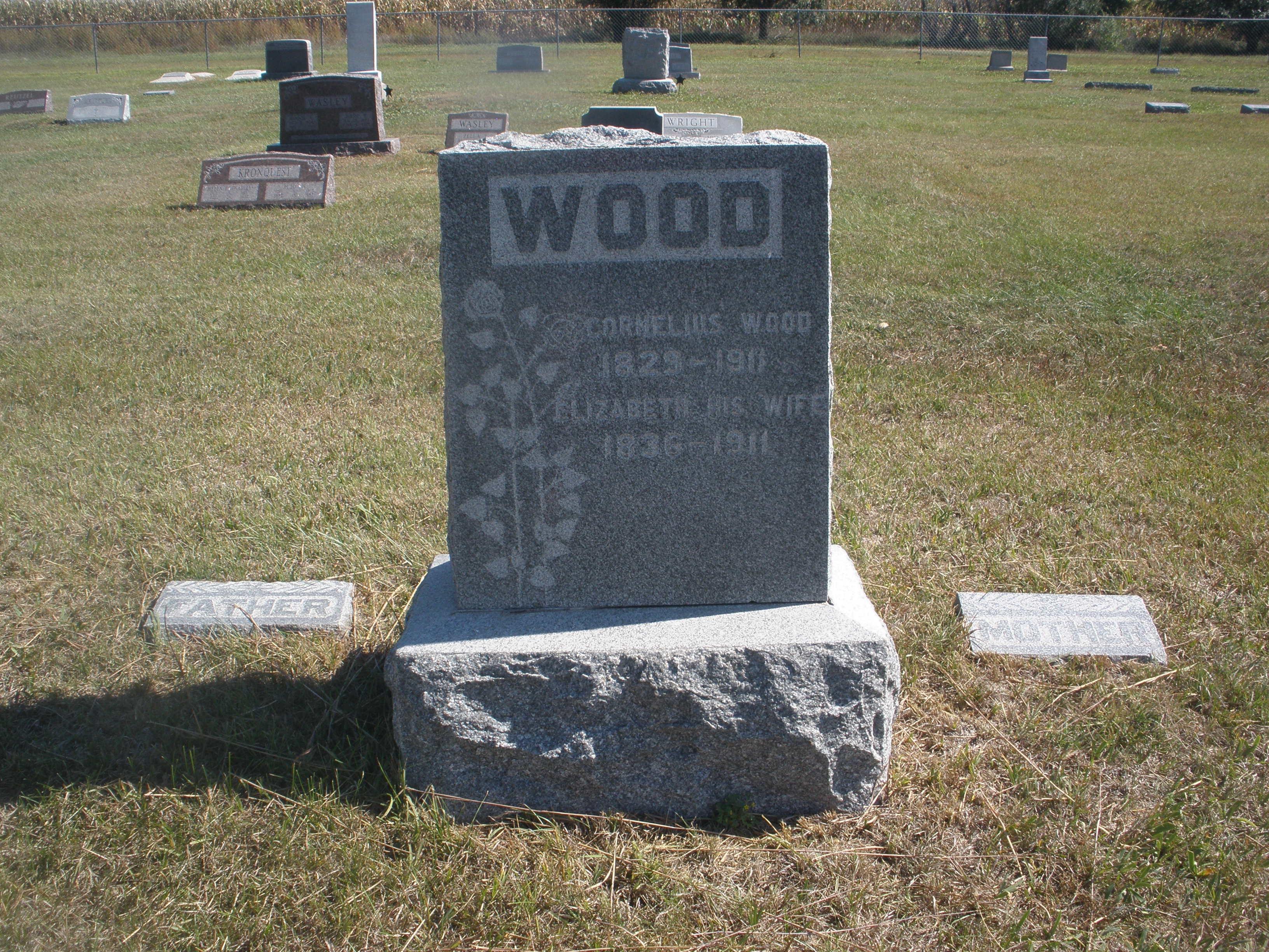 Cornelius Wood