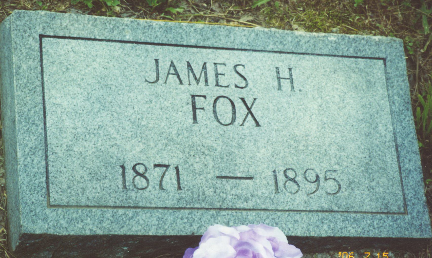 James Carroll Fox