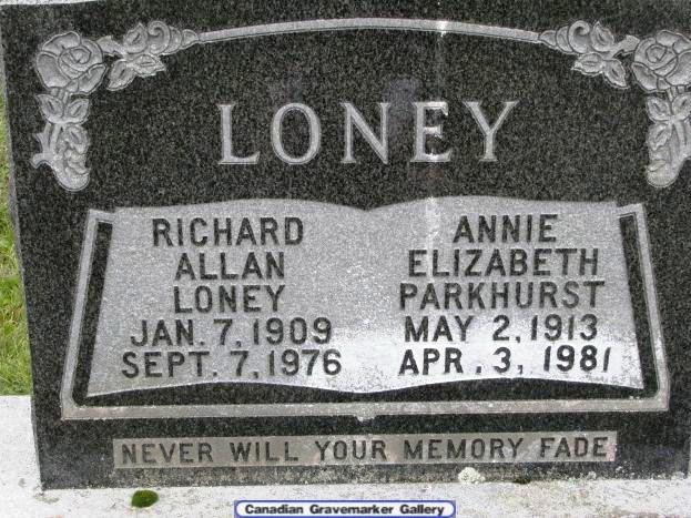 Richard Allen Loney